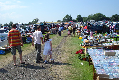 Tetsworth Car boot sale | by allispossible.org.uk