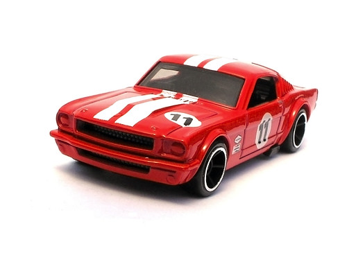 HotWheels - Ford Mustang Fastback | by Leap Kye