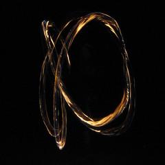 Burning Circles