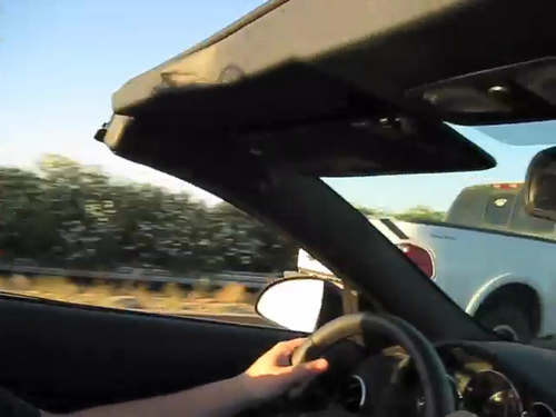 california sunset movie driving ★★★