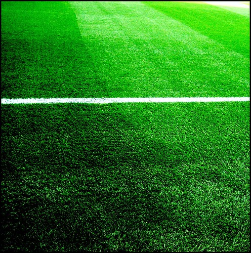 On the Pitch | by robinrimbaud