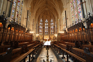 Exeter College chapel | by Lawrence OP