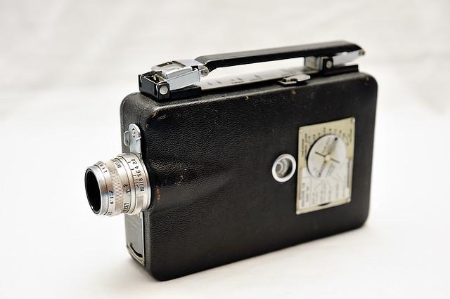 Cine-Kodak Magazine 16mm Movie Camera | Cine-Kodak Magazine