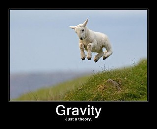 gravity | by the mad LOLscientist