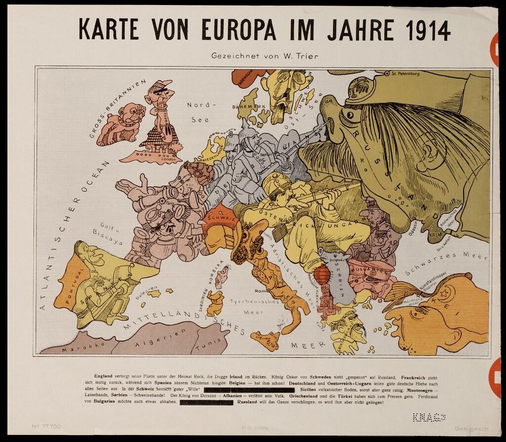 Karte Von Europa 1914.Karte Von Europa Im Jahre 1914 Bibliodyssey Blogspot Com 2