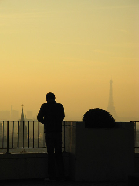 Paris 25 octobre - Parc de Belleville 5