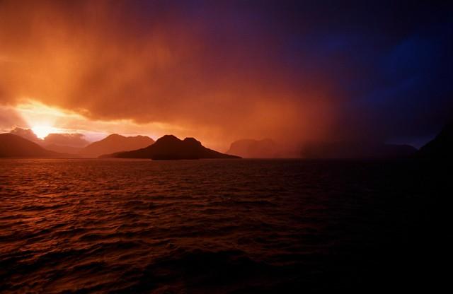 Chile,Patagonia,Isla Pacheco