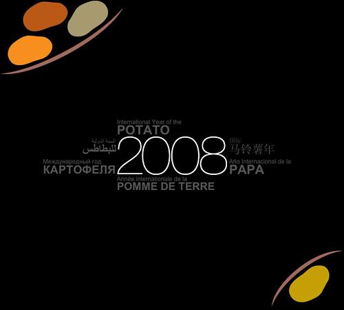 international year of the potato