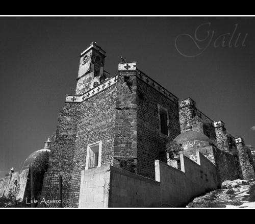 Exconvento Franciscano-Atlixco