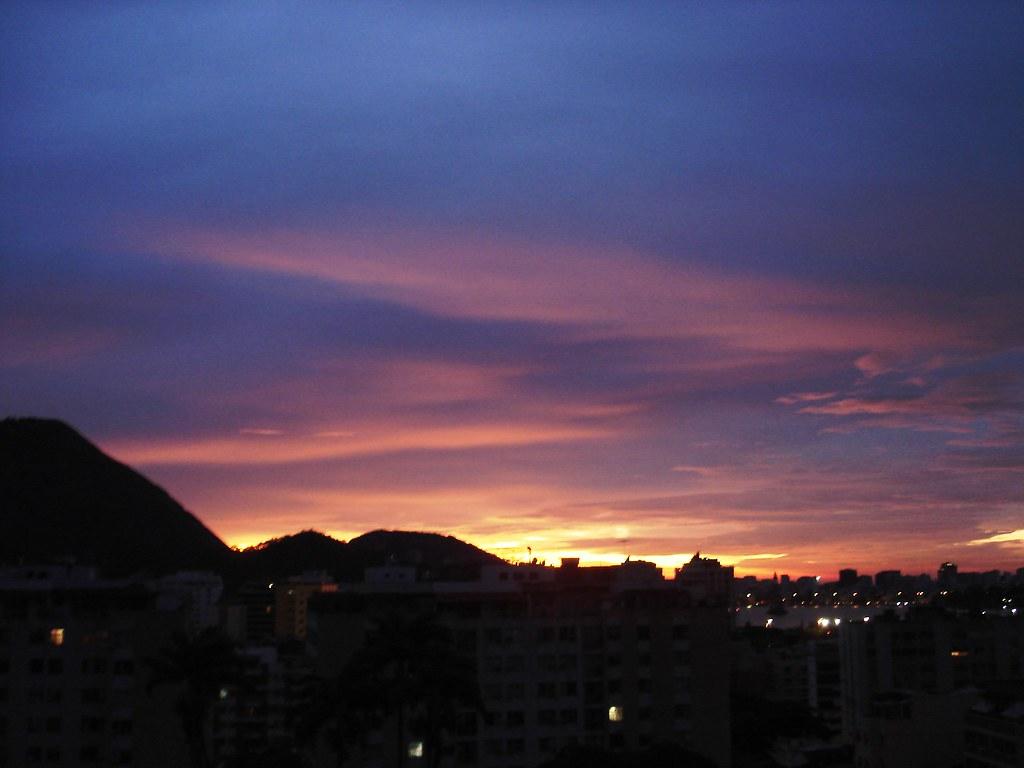 Rio De Janeiro A Noite Que Chega Fernanda Dobbin Flickr
