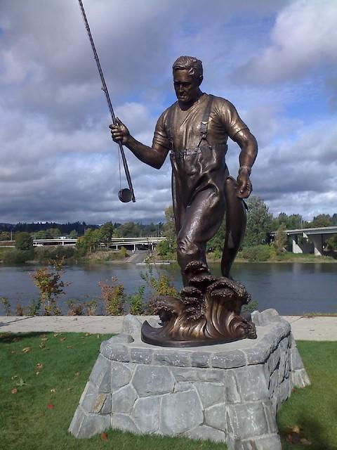 Tom McCall statue