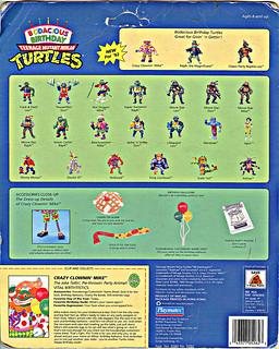 Quot Bodacious Birthday Quot Teenage Mutant Ninja Turtles Teena