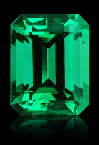 Colombian Emerald Cut