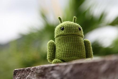 Google Android Amigurumi | by Kham Tran