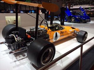 Historic McLaren F1 @ Geneva 2014