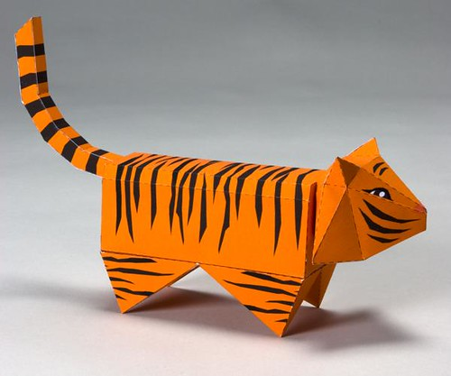 Paper Tiger, From CreativeCommonsPhoto