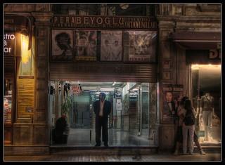Beyoglu Sinema | by milliped