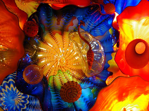 Persian Ceiling - Dale Chihuly | by johnnycochran