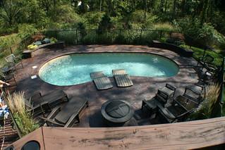 Monterey 12c Viking Pools Kidney Design Pool Designs
