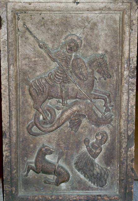 Acerenza Cattedrale Cripta  San Giorgio