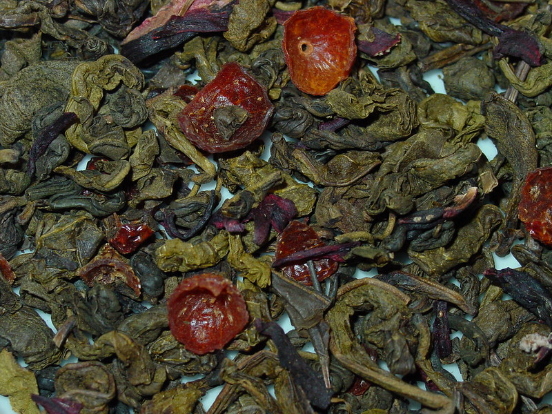 Oolong Tea, Camellia Sinensis