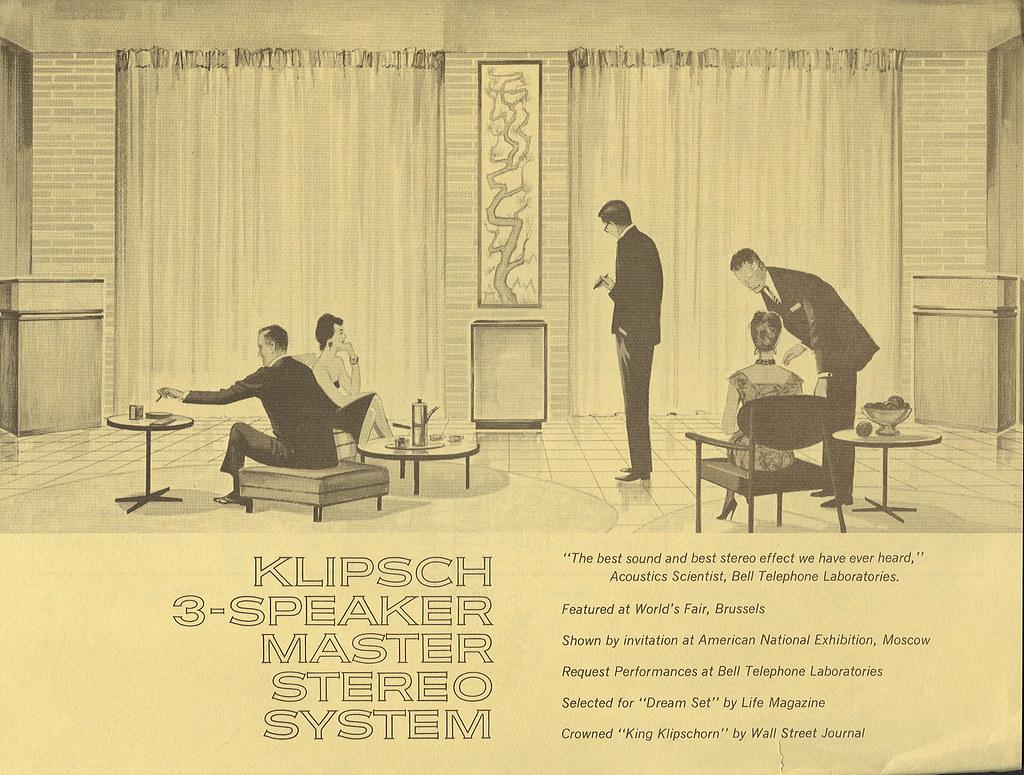 Vintage Ad | Klipsch Audio | Flickr