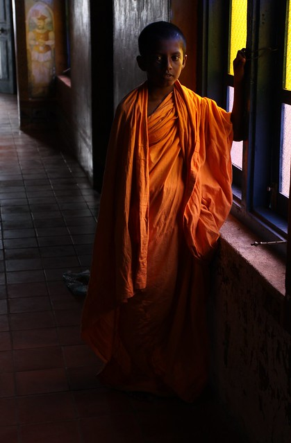The Little Monk
