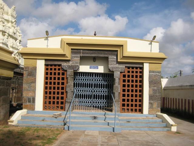 Andal shrine