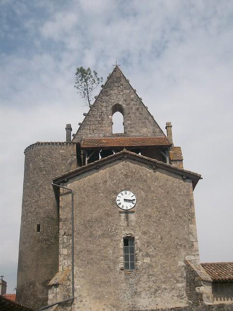 église de Pompogne (47)