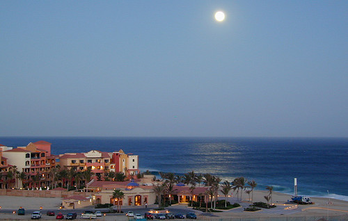 Moon in Cabo