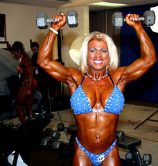 mellisa D- woman of iron | by amproshoot