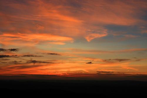 camping sunset virginia backpacking canonef1740mmf4lusm appalachiantrail shenandoahnationalpark mtmarshall