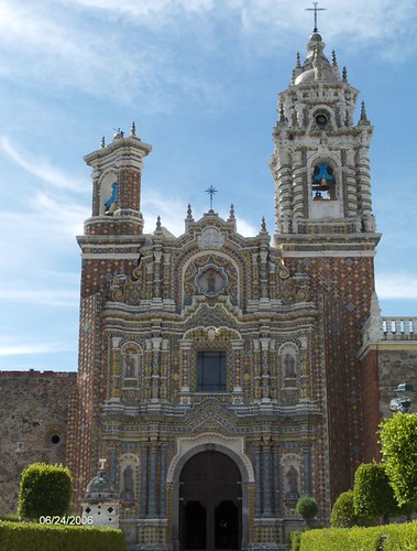 Simetría Poblana (Puebla, México)