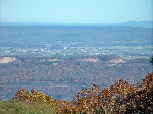 mountain pennsylvania summit appalachian martinsburg blueknob bedfordcounty blueknobstatepark