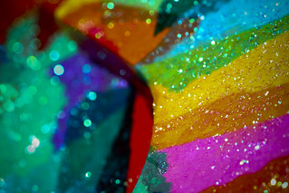 Color, Glitter and Bokeh | by Ginny Griffin