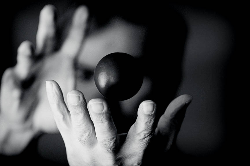 levitation by paul veraguth