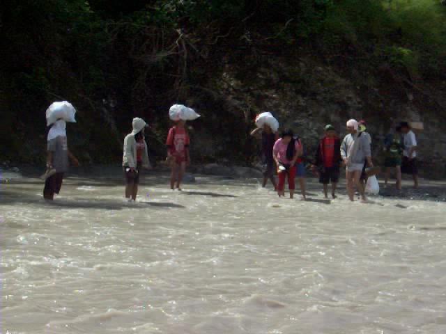 Disaster Site San Agustine
