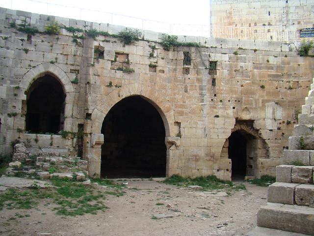 Castillo Crac de los Caballeros Siria 85