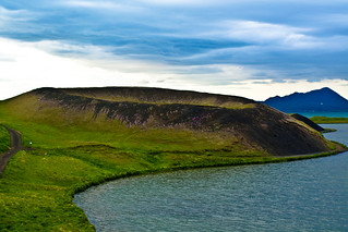 Crater, Lake Mývatn-1 | by The.Rohit