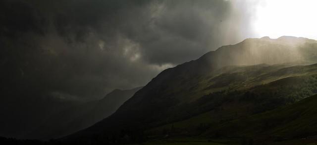 Loch Lochy Munros