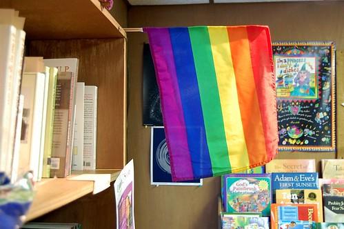 rainbow flag | by MTSOfan