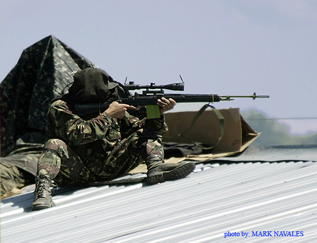 Image result for sniper on roof