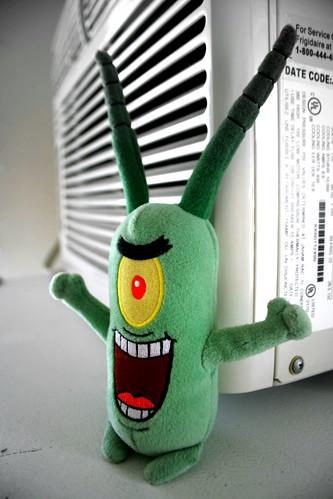 mr. plankton | by Genista