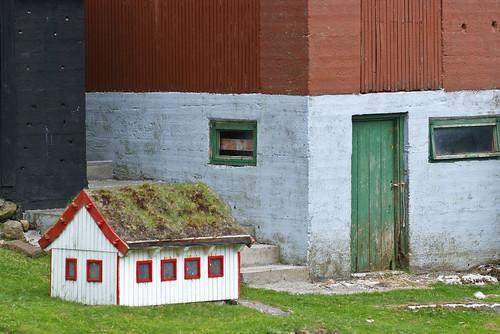 Gjógv - doghouse | by arne.list