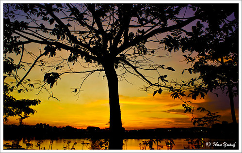sunset searchthebest sundown malaysia a200 selangor shahalam section7 lakegarden supershot sonydslr abigfave ibnuyusuf naturewatcher betterthangood theperfectphotographer mysonia