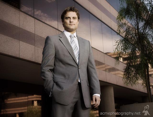 Corporate Executive Lifestyle Photography - on location Scottsdale Arizona