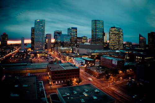 This morning- Edmonton Downtown | by wader