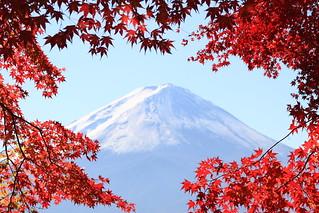 Mt. Fuji | by skyseeker