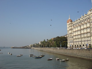 Taj Mahal Palace and waterfront (Mumbai) | by Jorge Lascar