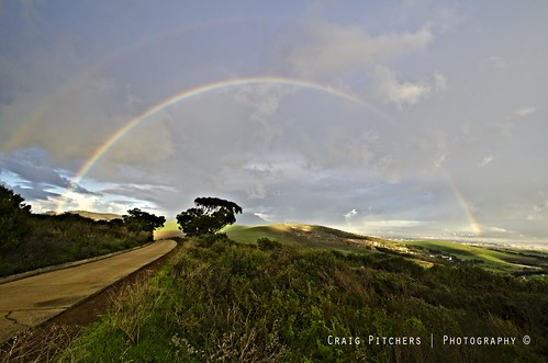 africa winter mountain fog clouds sunrise southafrica rainbow nikon capetown 24mm doublerainbow tablemountain durbanville westerncape 1024mm d7000 nikond7000 nikon1024mm 1024mmnikon